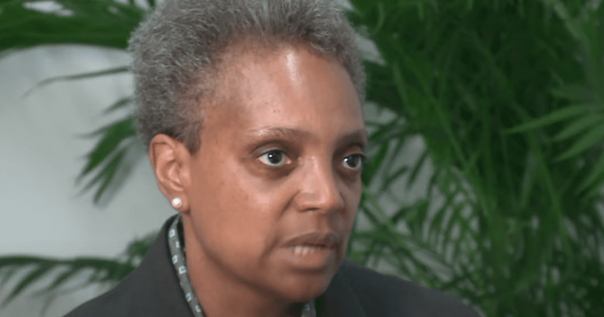 Mayor Lightfoot Issues Statement Ripping Chicago Bears Football Team Amid Relocating Rumors