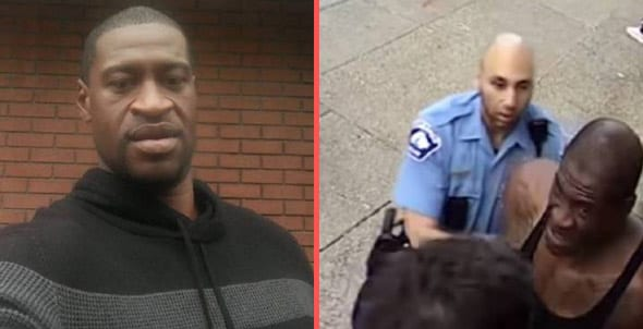 democrats insist we must never forget george floyd who died in police custody last month