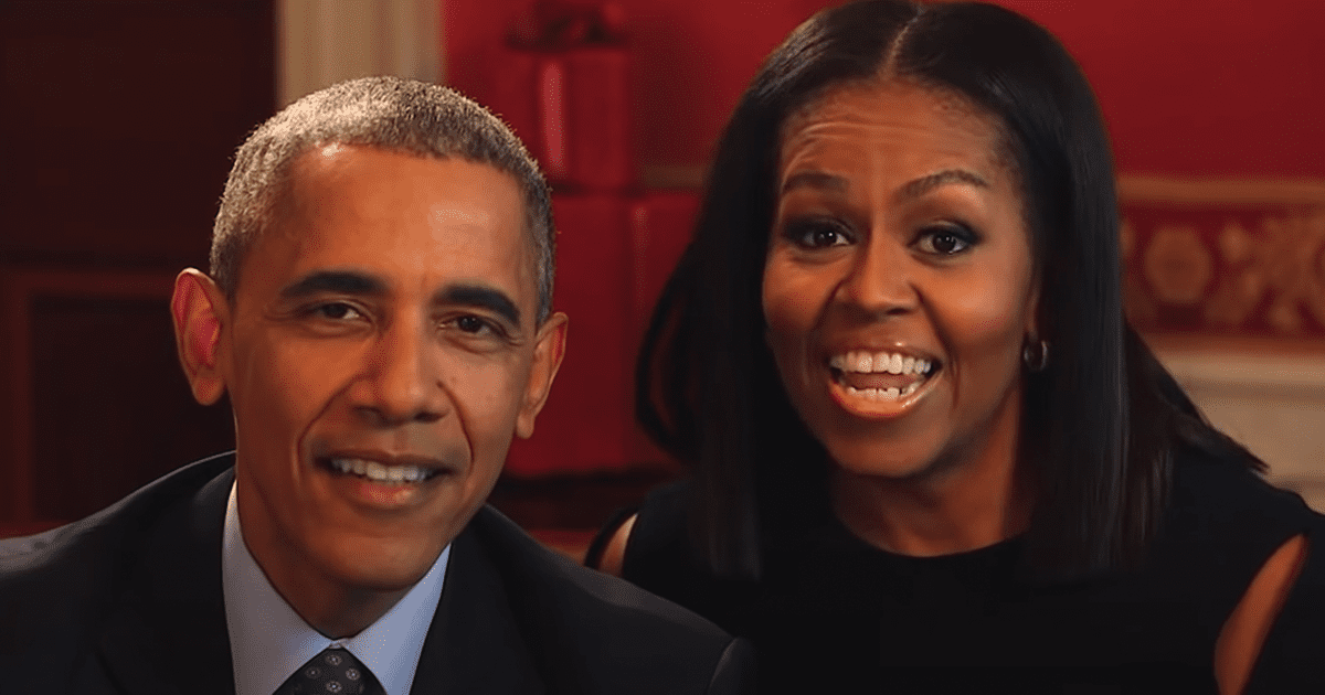Obama says he was proud of his 2 daughters taking part in racial justice protests and it makes him optimistic