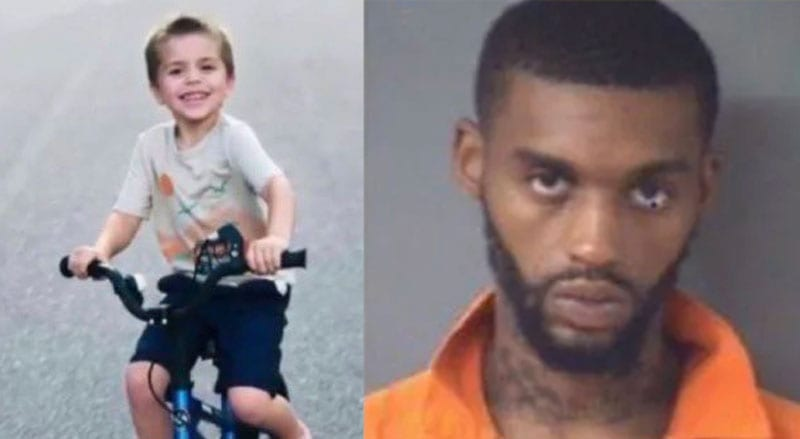 5-Year-Old Boy 'Executed Point Blank' by Criminal Thug – National Media Silence