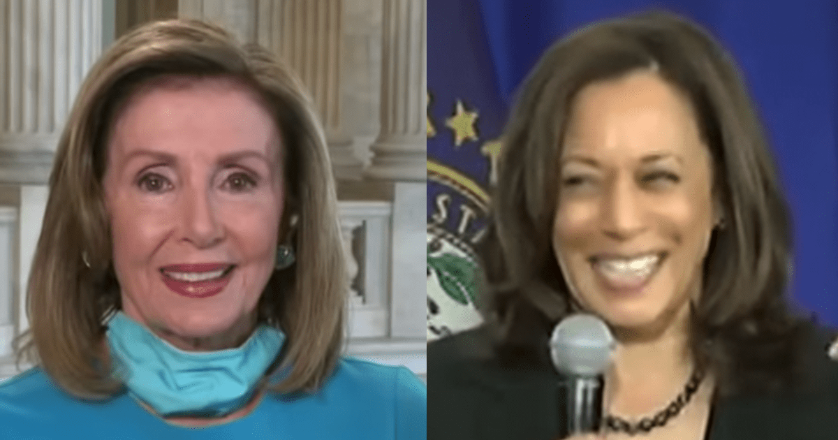 Pelosi says she has confidence in Harris leading the crisis at the border and addressing the root cause