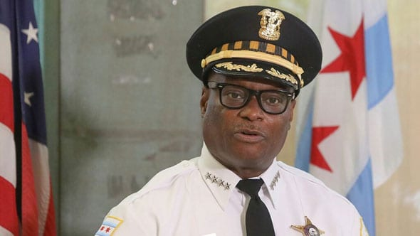 chicago police superintendent david brown says july was the deadliest month in the city s history
