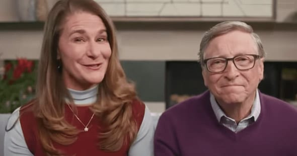 bill and melinda gates have positioned themselves as experts on covid 19 despite neither of them being actual doctors