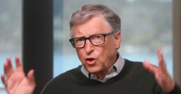 bill gates insists that most people must be vaccinated to return to normal