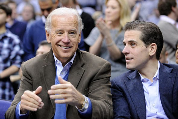 hunter biden s work while his father was vice president has been the subject of mounting scrutiny