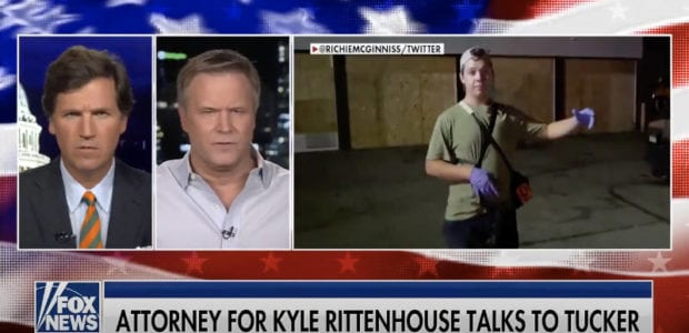 WATCH: Attorney for Kyle Rittenhouse explains EXACTLY what happened in Kenosha last week on Tucker Carlson