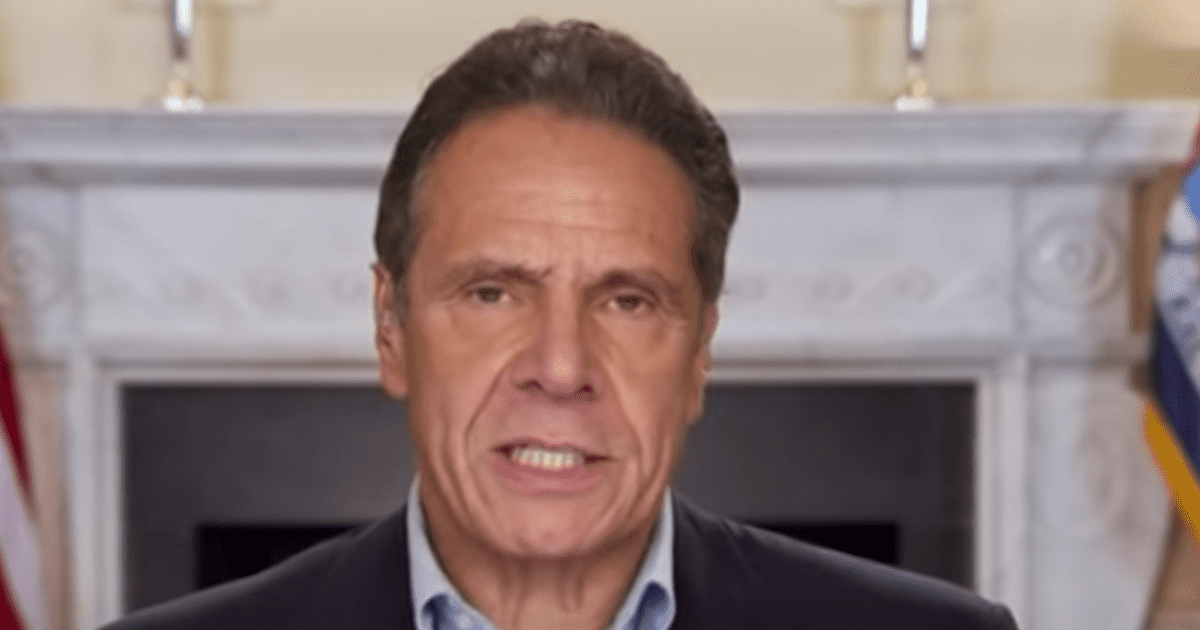 BREAKING VIDEO: New York GOP to start impeachment process against Cuomo | USSA News | The Tea Party's Front Page