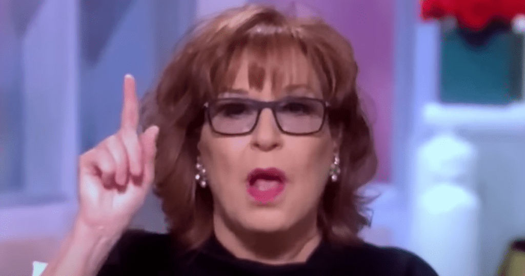 """WATCH: Joy Behar Calls for Trump to Be Charged with """"Crimes Against Humanity"""""""