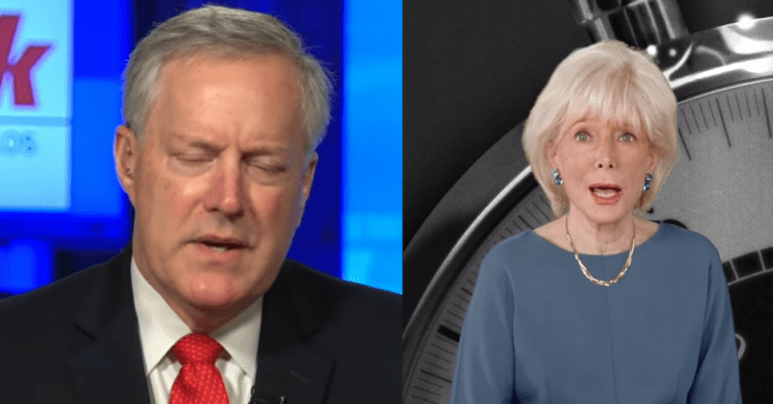 "Mark Meadows Puts CBS On Notice, Calls Lesley Stahl ""More like an opinion journalist than a real reporter."""