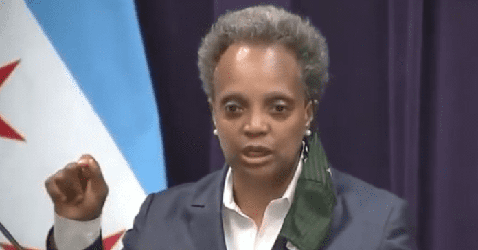 Lori Lightfoot Needs To Resign After Ten People Are Shot, Two Fatally On Wednesday Alone In Chicago
