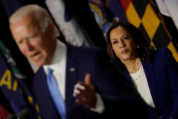 both biden and his running mate kamala harris support pro abortion policies