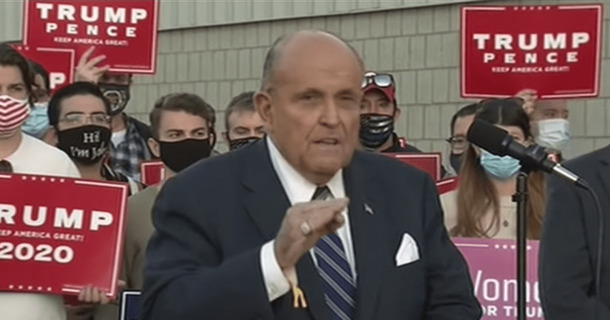 Giuliani suspended from practicing law in New York by Appellate Division of the Supreme Cour