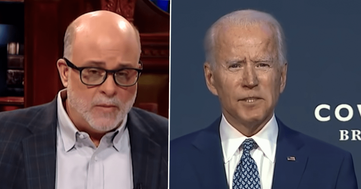 """WATCH: Levin accuses Biden of """"flat-out lies,"""" having no principles and saying """"hateful things"""" about people who simply disagree with him"""