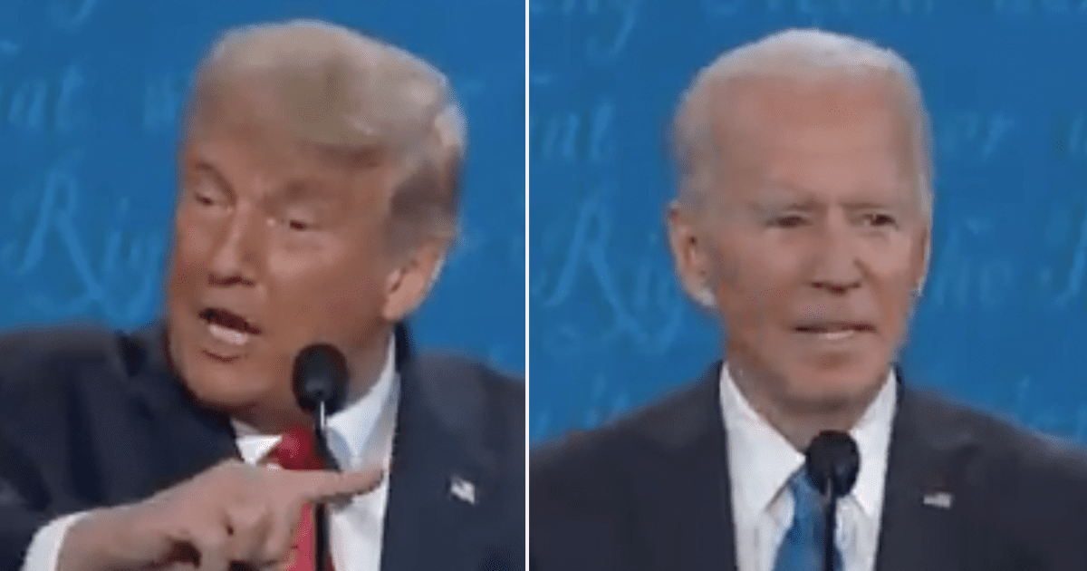 "Trump issues statement blasting Biden says ""Our border is now totally out of control thanks to the disastrous leadership of Joe Biden"""