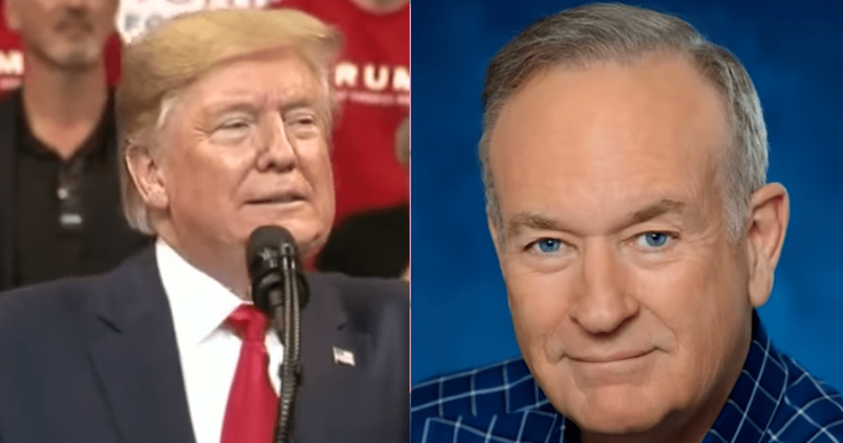 BREAKING: Trump launching speaking tour with Bill O'Reilly