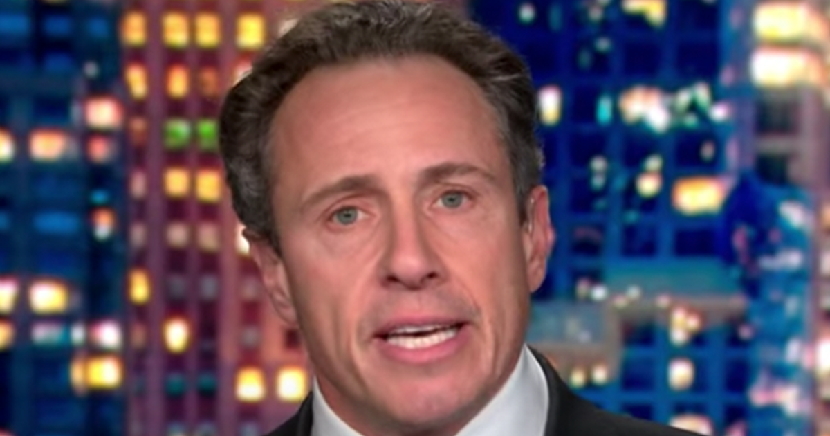 """PURE CRINGE"" Chris Cuomo facing backlash after telling Don Lemon ""you know i'm black on the inside"""