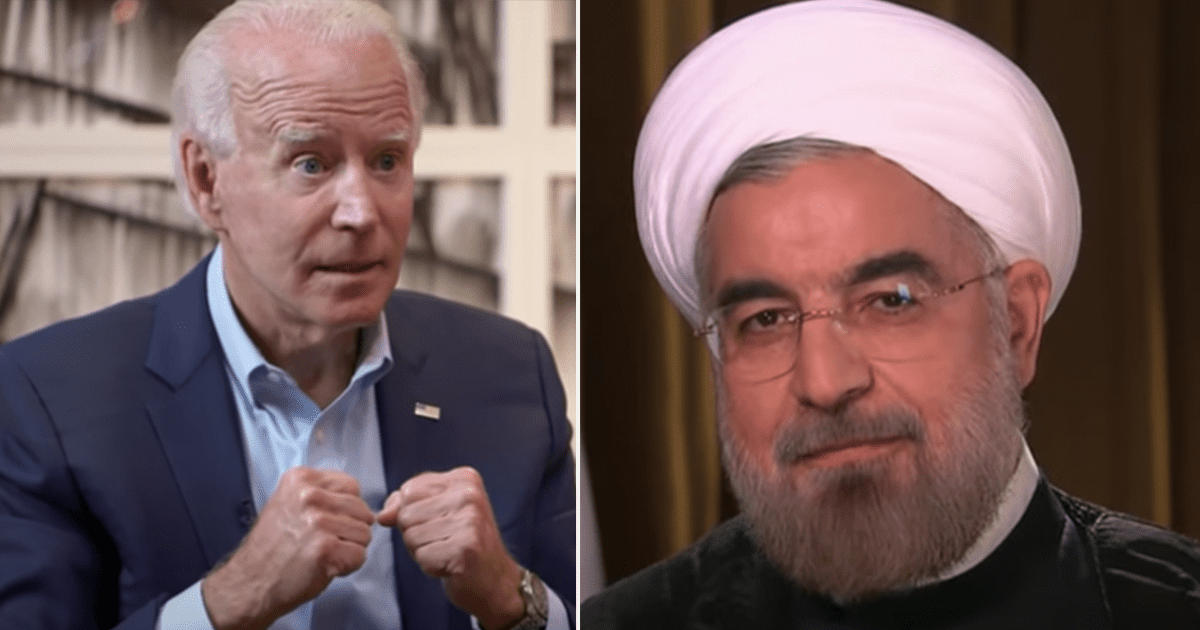 """Bryan Leib """"All the American people should be scratching their head about why President Biden continues to engage in diplomacy with the world's leading state sponsor of terrorism"""""""