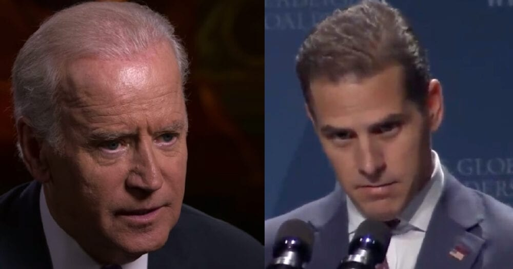 BREAKING: House Republicans launch effort to probe Biden family business ventures amid corruption concerns
