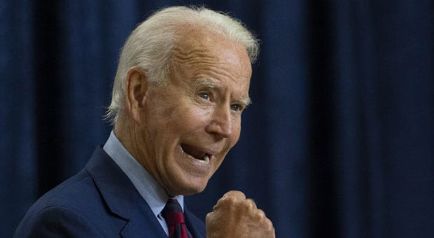 on wednesday biden received a briefing regarding e threats from the fbi the secret service and national security officials
