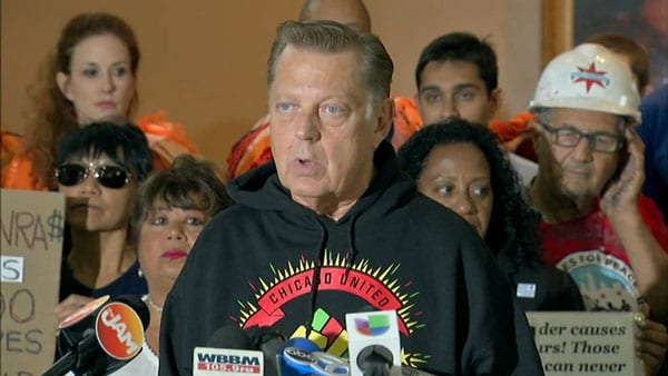 in 1995 pfleger endorsed and donated to former president barack obama s first campaign for the illinois senate