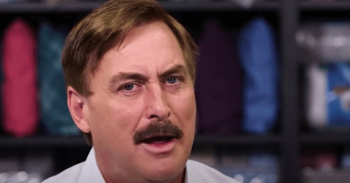Mike Lindell sued by Dominion Voting Systems for $1.3 Billion