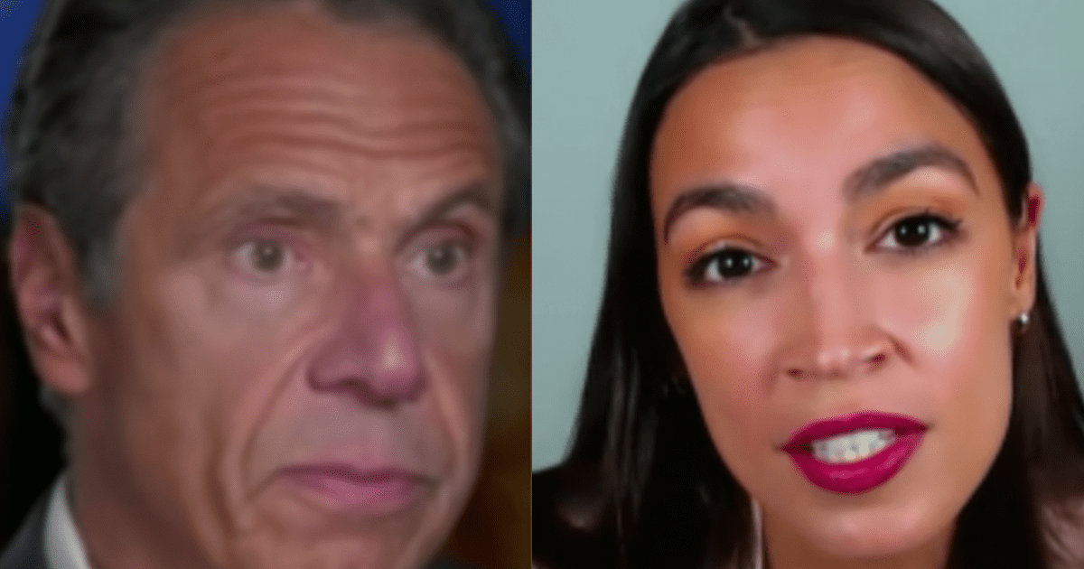 BREAKING: AOC says she supports Cuomo being investigated over handling of nursing homes