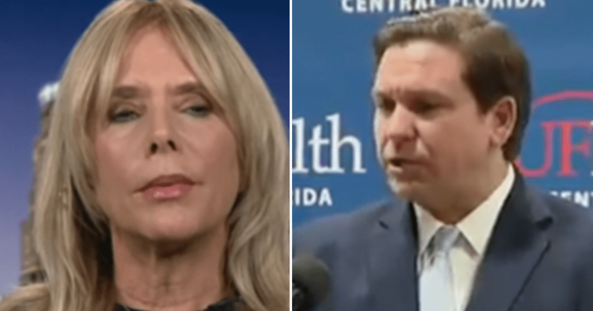 Rosanna Arquette blasts Gov. DeSantis for paying tribute to Rush Limbaugh with half staff flags