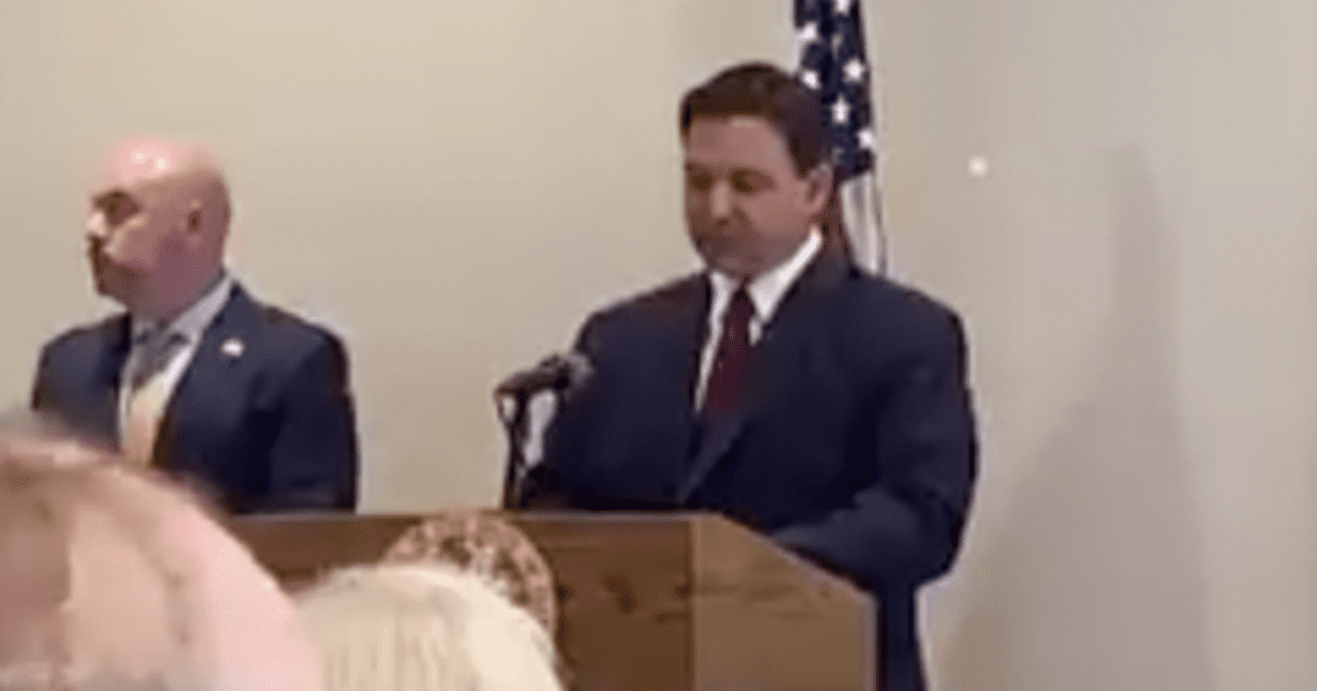 WATCH: DeSantis announces election integrity reforms including banning  mass mailing of vote-by-mail ballots