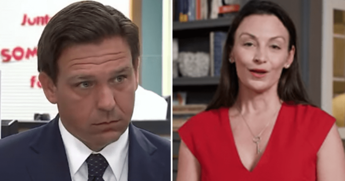 WATCH: Democrat likely to challenge DeSantis in 2022 releases video, ramps up attacks
