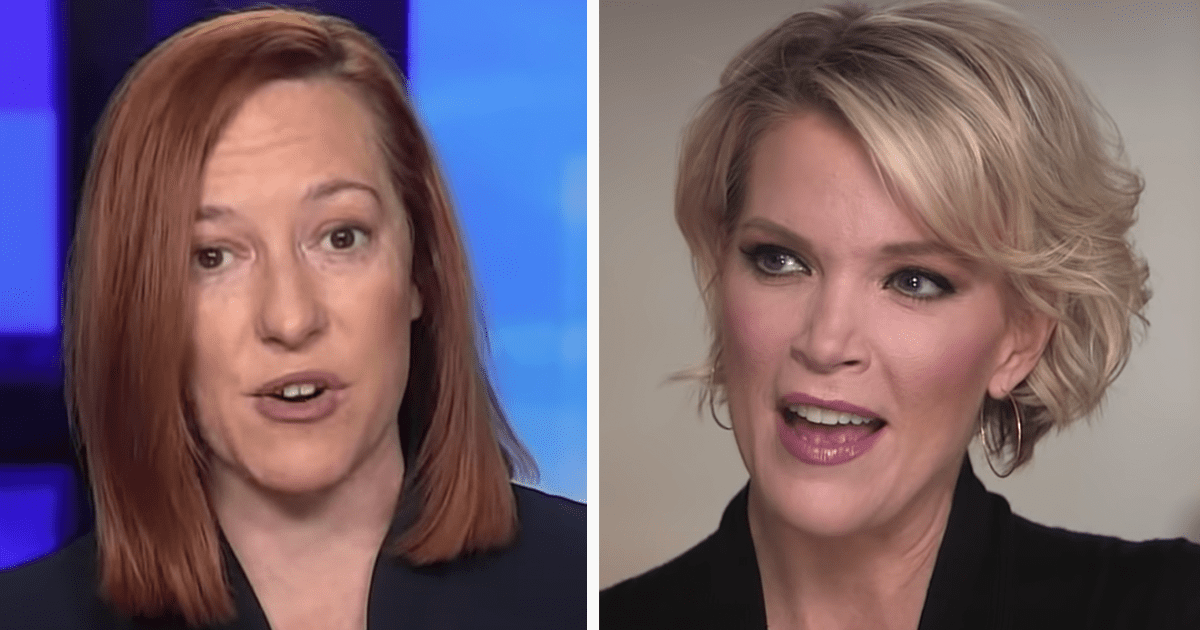 """Megyn Kelly blasts WH Press Secretary, says """"Psaki projects total fear in every exchange. Her meekness is maddening"""""""