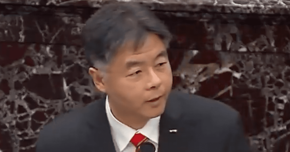 """WATCH: Ted Lieu """"You know, i'm not afraid of Donald Trump running again in four years"""""""