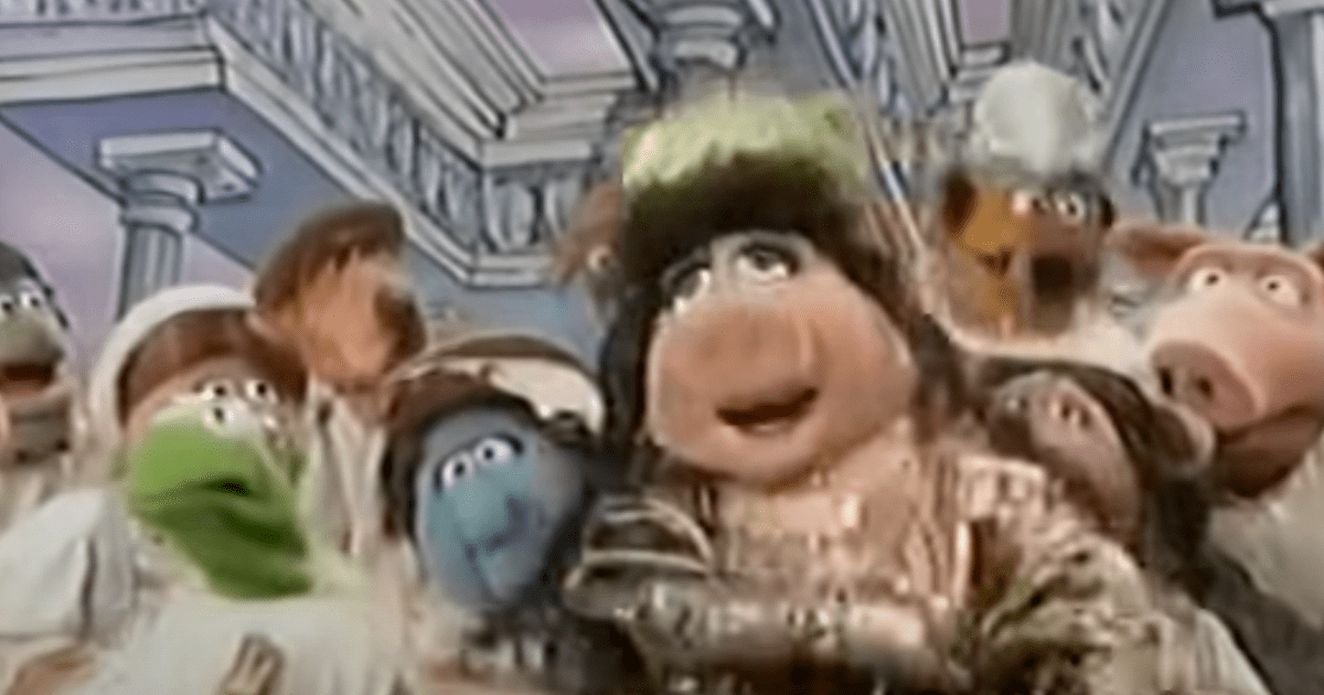 """Disney adds """"offensive content"""" disclaimer on """"Muppet Show"""""""
