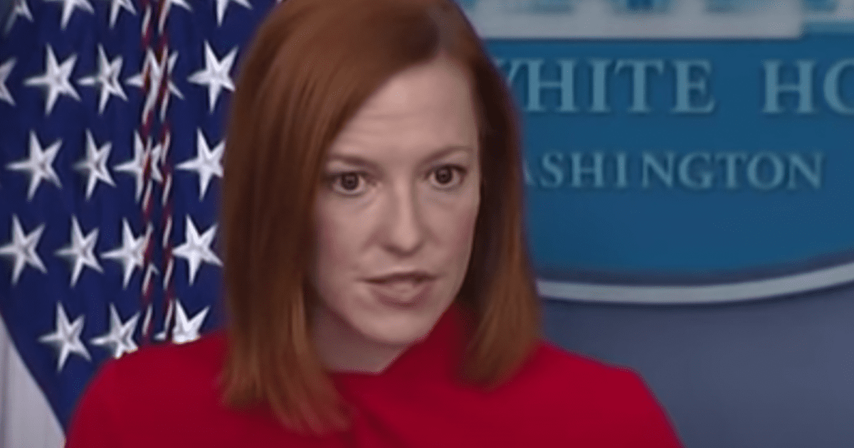 WATCH: Psaki answers question about Biden's response to Rush Limbaugh's death