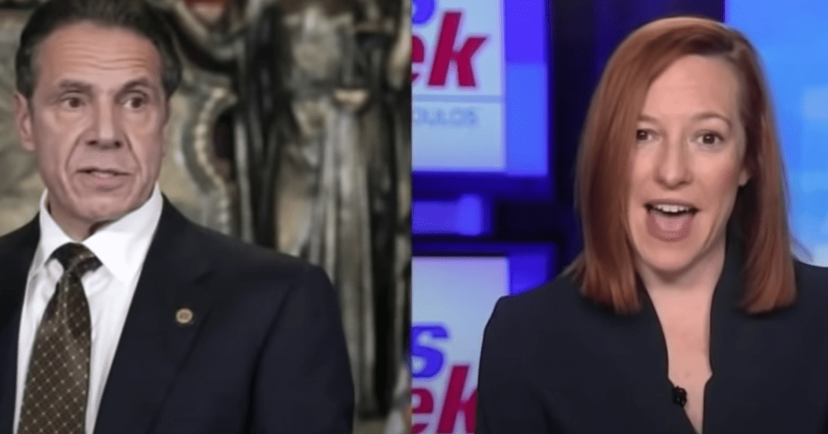 """WATCH: Psaki asked if asked if Biden still believes Cuomo represents the """"gold standard"""""""