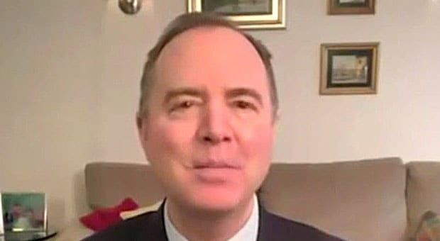 right now we only have one functional party and a cult of personality around donald trump schiff said