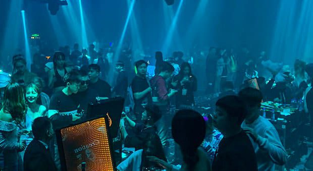 last month nightclubs in the city of wuhan china reopened as their youth as the city returned to normal