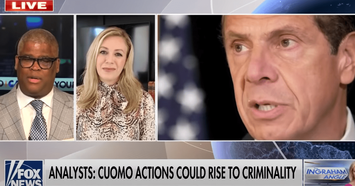WATCH: Analysts say Cuomo's actions could rise to criminality