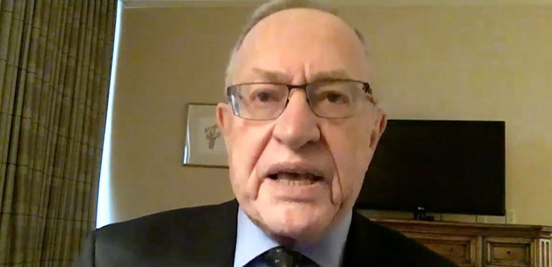 Alan Dershowitz: Chauvin case should be REVERSED on appeal [VIDEO]