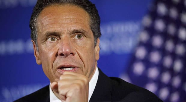 cuomo seemed oblivious to the fact that his brother and new york governor andrew cuomo is currently under official criminal investigation