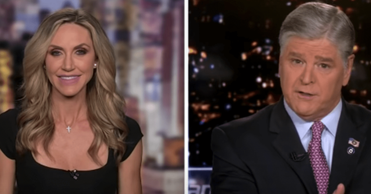 """""""Nothing would be a greater honor for me"""" Lara Trump announces she's considering a 2022 Senate Run"""