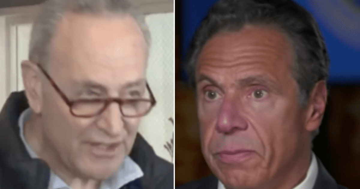 WATCH: Schumer and NY State Senate Majority Leader  support the investigation into Cuomo