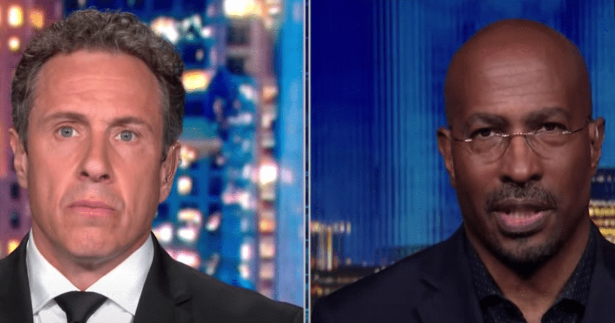 """WATCH: Van Jones warns if Chauvin is not found guilty of George Floyd's death American will be in a """"dangerous position as a country"""""""
