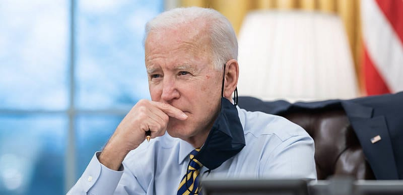 Where is Joe Biden today? Did he wander off? [UPDATED]