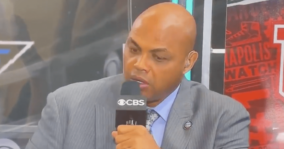"""WATCH: Barkley blames """"our system"""" and politicians for dividing white people and black people"""