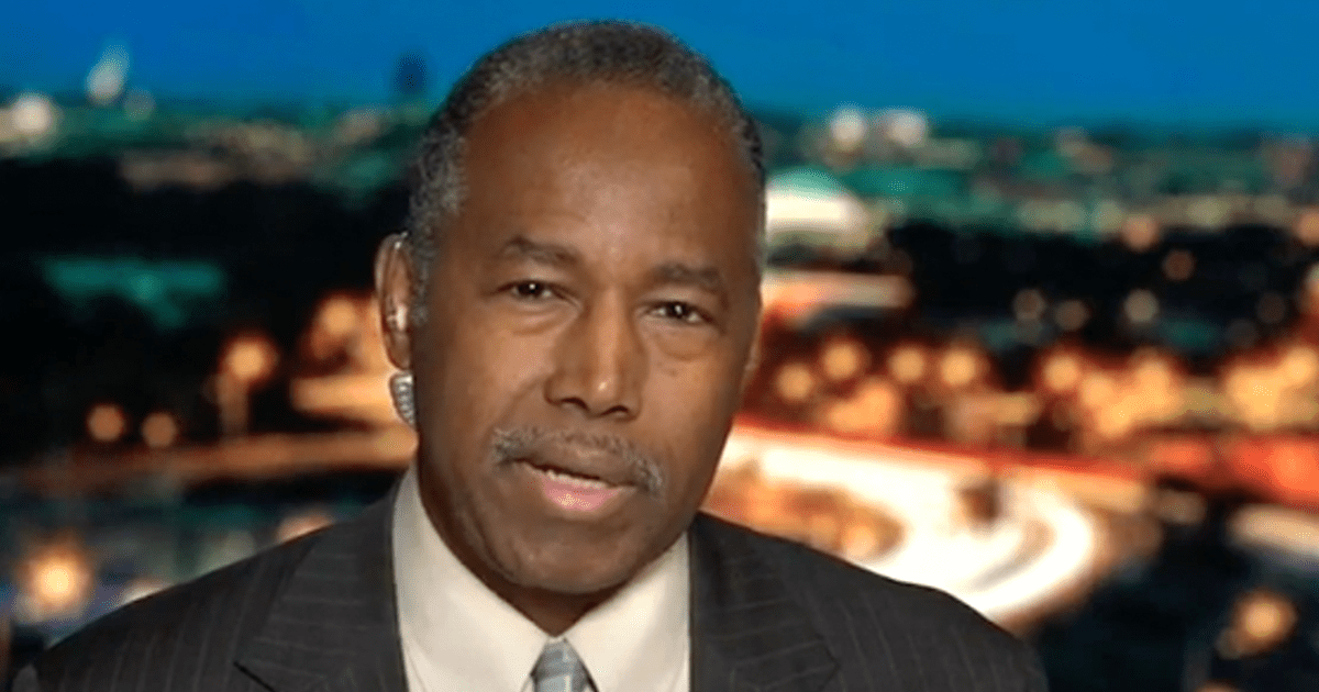 """WATCh: Carson says MLK Jr """"would be offended"""" by Dem Governor defining vaccine eligibility by race"""