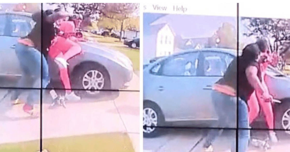 """WATCH: Neighbor says officer who killed knife-wielding teen had """"no choice"""" but to shoot"""