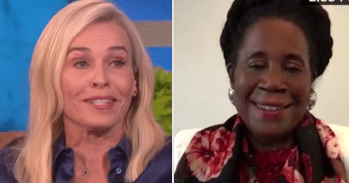 """Chelsea Handler joins celeb push for slavery reparations, says """"we're out of excuses as country so please stop making them"""""""