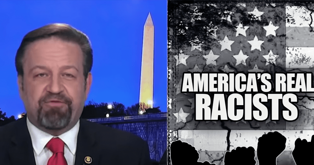 """WATCH: Gorka accuses members of Biden's cabinet of being the real """"racists"""""""
