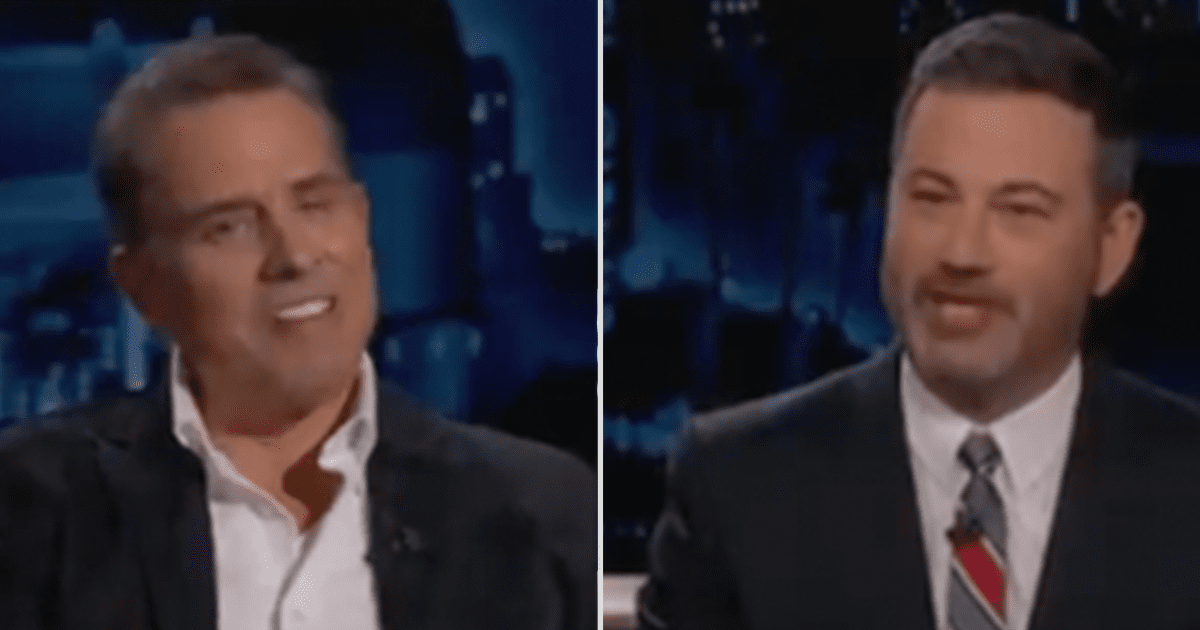 """WATCH: Hunter Biden tells Jimmy Kimmel he doesn't really know if the laptop is his and it's a """"red herring"""""""