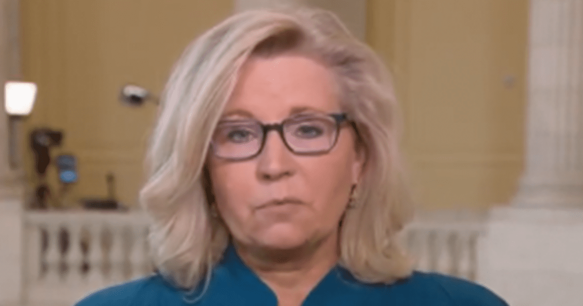 WATCH: Liz Cheney says she won't support Trump if he is the 2024 GOP Nominee